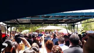 Tito Torbellino Entierro (Funeral) En Phoenix JUNIO 4
