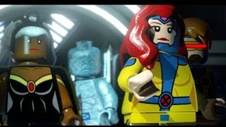 LEGO Marvel Super Heroes 100% Walkthrough Part 8
