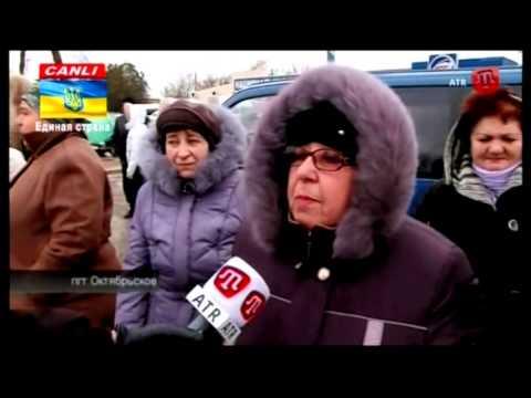 6061WD UKRAINE-CRIMEA WOMENS PROTEST