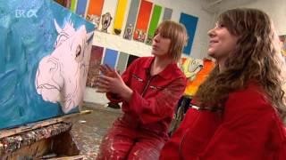 Folge 14: Relativpronomen: who & which | Maler-Atelier