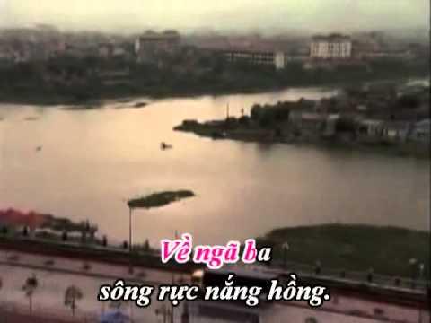 Hà Nam Đất Mẹ Anh Hùng - Karaoke -  (Song ca).