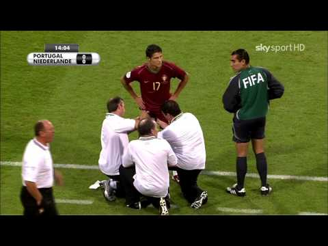 Cristiano Ronaldo Vs Netherlands (World Cup 2006) Neutral HD 720p