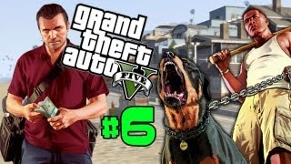 Grand Theft Auto 5 Playthrough - WUT? SEX TAPE! #6 (GTA V Let's Play)