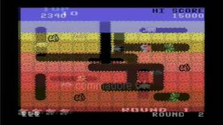 Let's Compare ( Dig Dug )