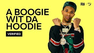 """A Boogie Wit Da Hoodie """"Drowning"""" Official Lyrics & Meaning 
