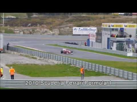 2013.09.15 - Rudskogen Motorfestival - Scuderia Ferrari Formula 1