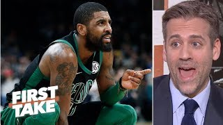 Celtics are Kyrie Irving and teammates with uncertain roles - Max Kellerman   First Take