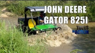 2013 John Deere Gator 825i Tough Tested Review