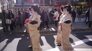 ドーンと福井in神楽坂 越前・若狭まつり 2013.11.23  動画