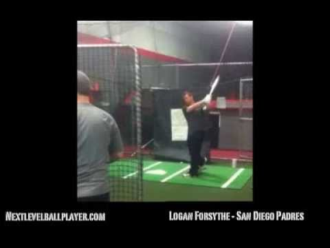 Why Angled Front Toss Is Logan Forsythe's Favorite Hitting Drill
