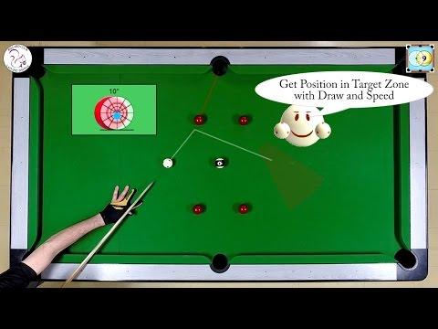 BlackBall Exercise #16 - Run Out 5 Balls Drill 2 - Pool & Billiard Training Lesson