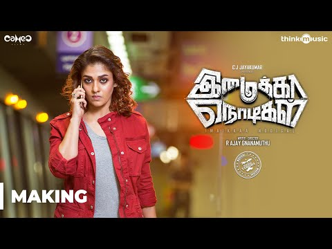 Imaikkaa Nodigal Making Video