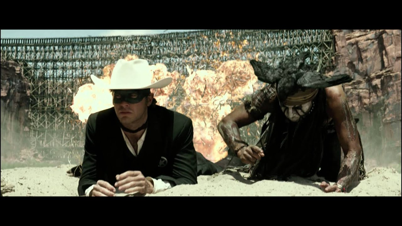 "The Lone Ranger - ""Compañeros"" TV Spot"