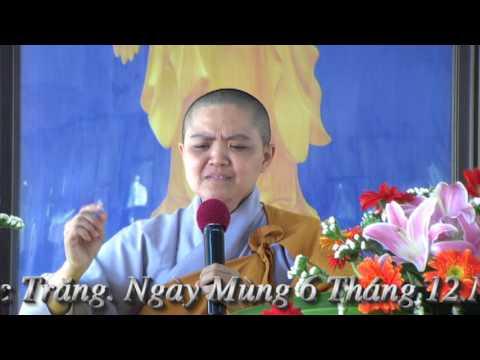 Bao Giờ Hết Khổ NS:Thích Nữ Hương Nhũ (0909 697 869)