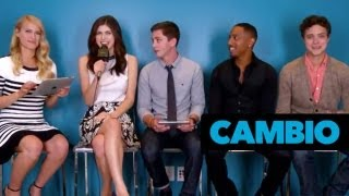 The 'Percy Jackson' Cast Talks 'Sea Of Monsters' Cambio