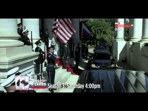 RTL CBS Entertainment HD - 紙牌屋 (House of Cards) 第3季