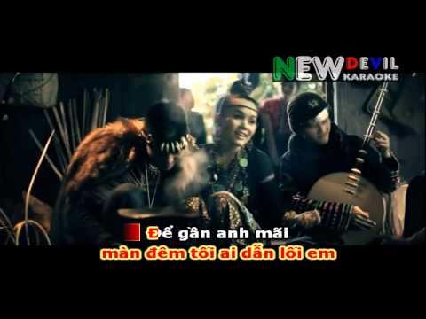 [HD][Beat+Kara][Karaoke] Tình Yêu Màu Nắng - BigDaddy ft Đoàn Thúy Trang