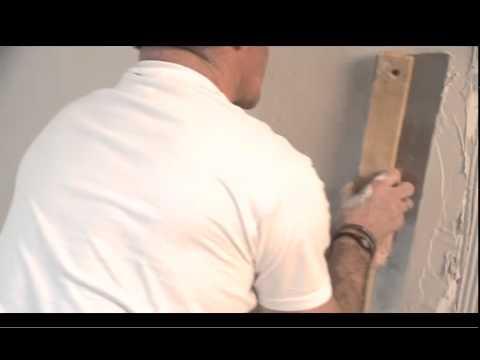 Tutoriel comment enduire un mur ab m avec gecko youtube - Tutoriel peindre un mur ...