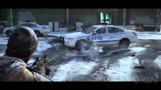 Tom Clancy's The Division Snowdrop Next-Gen Engine