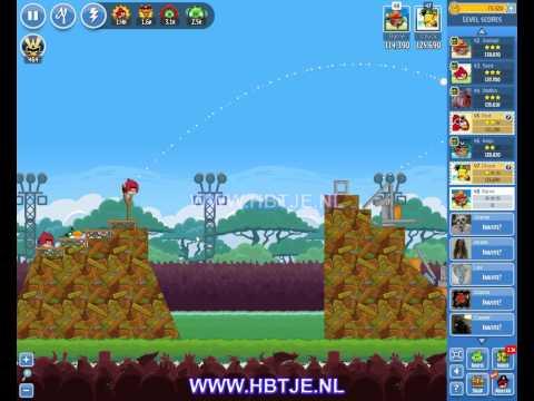 Angry Birds Friends Tournament Level 3 Week 101 (tournament 3) no power-ups
