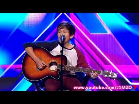 Jai Waetford - The X Factor Australia 2013 - Audition [FULL]