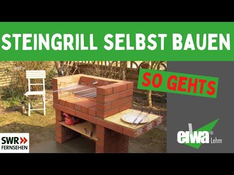 steingrill schnell und einfach selbst bauen der grill. Black Bedroom Furniture Sets. Home Design Ideas