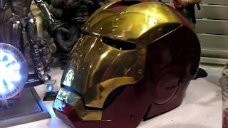 Windlass Studios IRON-MAN MOVIE ARC REACTOR CORE/HELMET