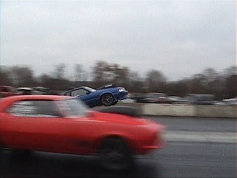 Drag Radial stang wheelie cecil nov 16,13