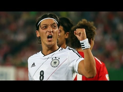Mesut Ozil has made the right decision in joining Arsenal, says Germany's Oliver Bierhoff