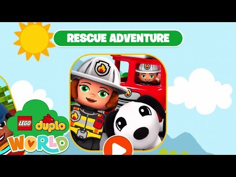 LEGO DUPLO WORLD - Rescue Adventure Gameplay | iPad Gameplay #3