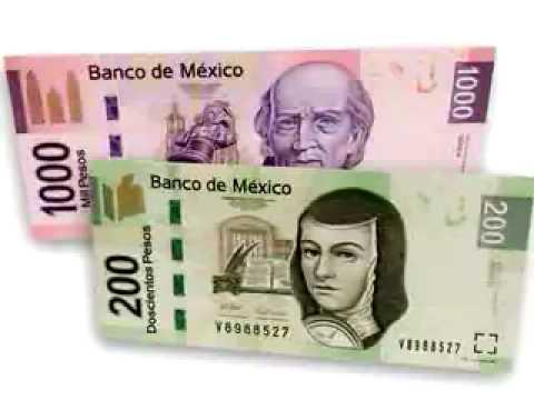 Elementos de seguridad en general para los billetes tipo F - caracoles