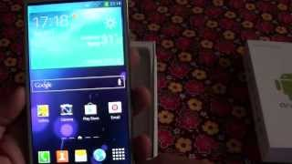 Android Star Note 3 Demo, Review