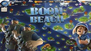 Boom Beach - Ejercito de granaderos
