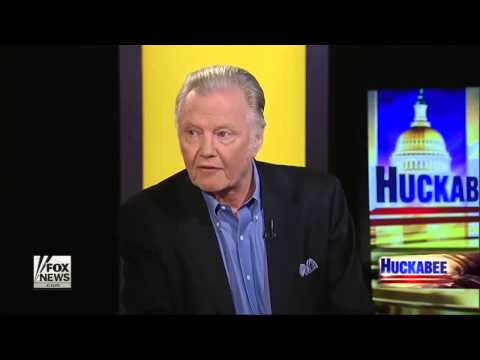 "Jon Voight's ""Heavy Heart"" for ""America"""