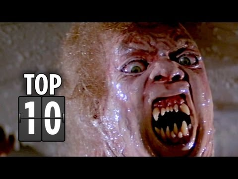 Top Ten Movie Monsters - Movie Creature List HD