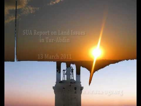 """SUA Report on Land Issues in Tur 'Abdin (Southeast Turkey)"" -- Giessen"