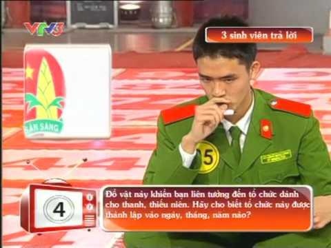 Rung Chuông Vàng 15.05.2011 - HVKTQS và HVCS Phần 3/4