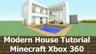 All comments on modern house tutorial minecraft xbox 360 2 youtube