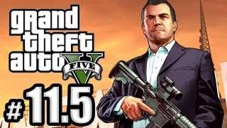 Grand Theft Auto 5 Gameplay Walkthrough Part 11.5 Loud