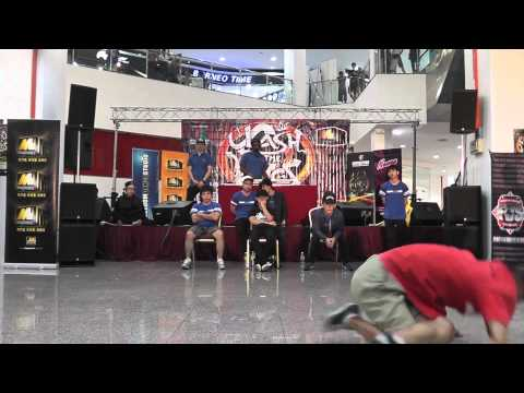 Clash Of The Kingz 2014 | Kuching Top 16 | X Hold VS Who Cares