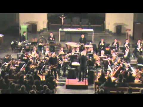 Tercer movimiento (Con moto) del Concierto para saxofón tenor y orquesta de Hans Helfritz