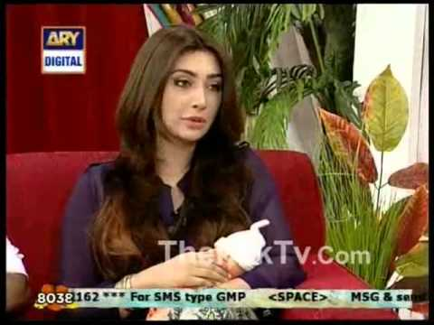 Ayesha Khan GMP-25thOct2013-Part 2