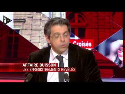 Enregistrement de Sarkozy par Buisson : les révélations du Canard Enchaîné - Le 04/03/2014 à 19h36