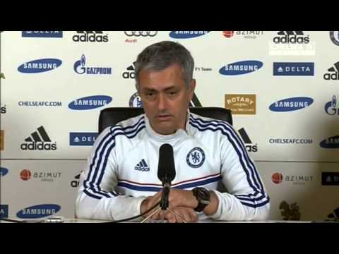 Mourinho's Press Conference Pre Newcastle United