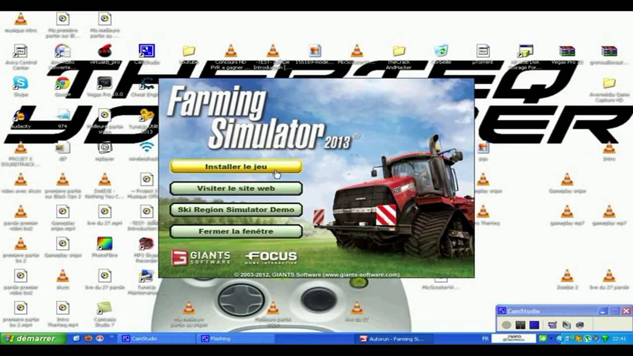 telecharger farming simulator 2011 complet gratuit en francais