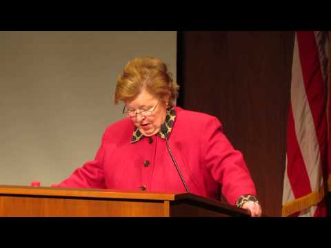 Mikulski Continues Federal Employee Jobs Tour at NIST