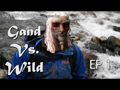Gand vs. Wild #1: Crikey! There's A Giant!