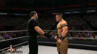 John Cena Turns Heel & Joins The Shield!! To Attack The