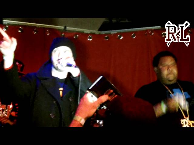 Richie Cunning @ Thizzler On The Roof Bay Area Freshmen Cypher