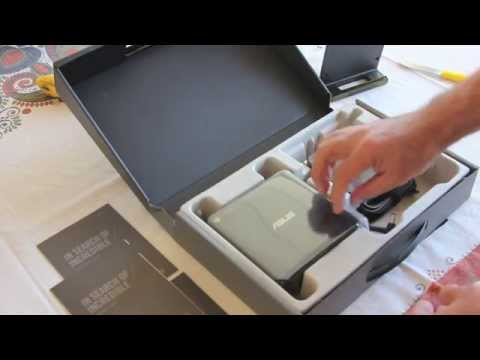 Asus Chromebox Unboxing